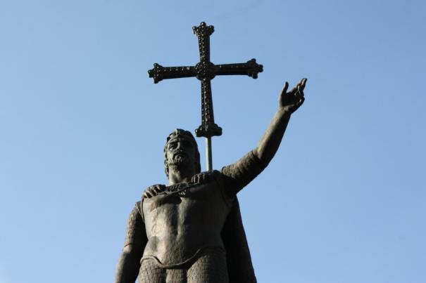 Estatua del Rey Don Pelayo